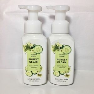 CUCUMBER VERBENA Foaming Hand Soap
